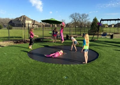 Play Area Synthetic Turf