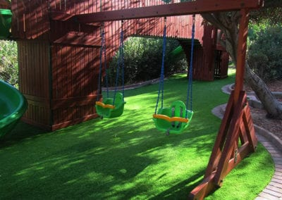Artificial Turf Play Area